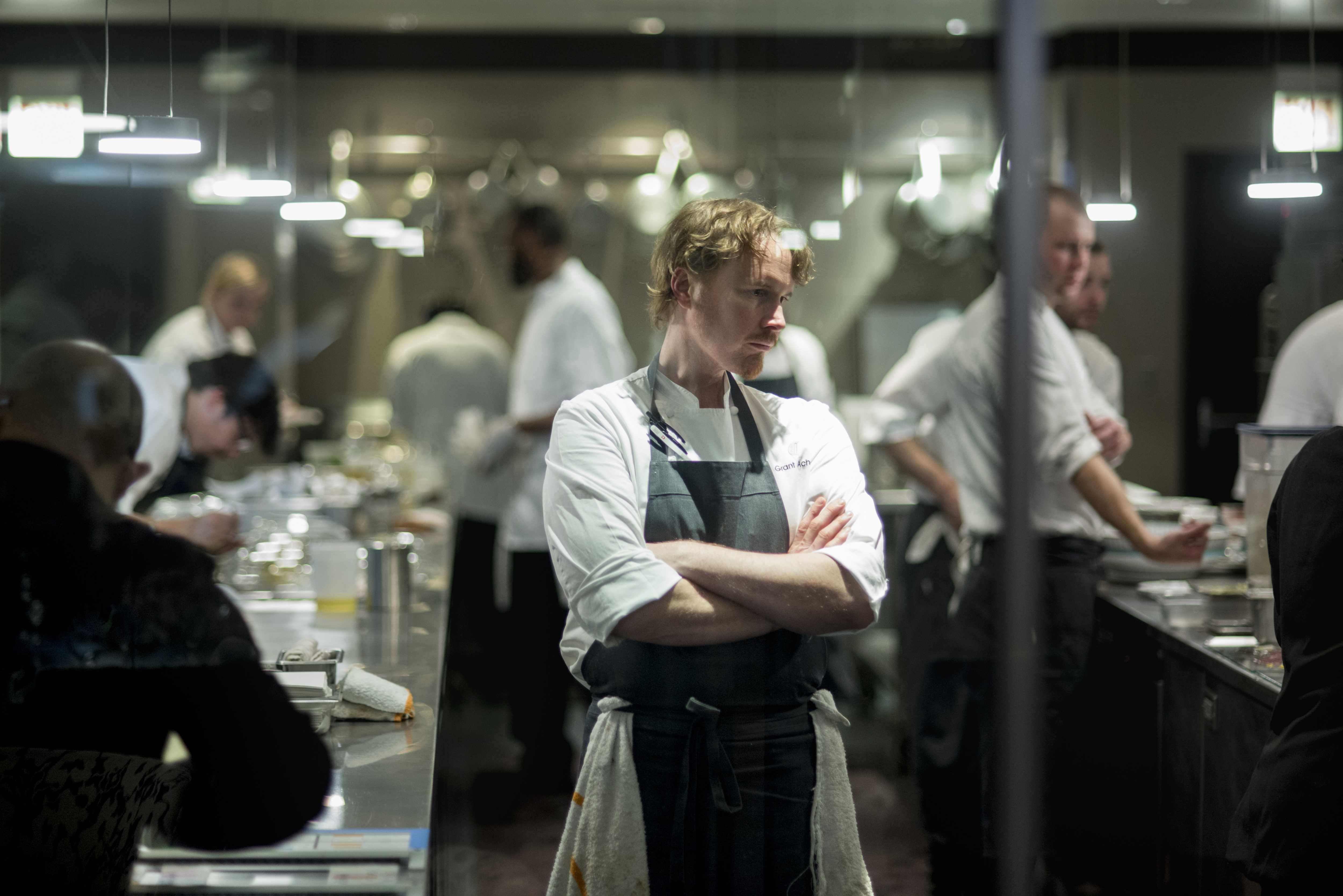 シェフのお勧め:ニューヨークのベスト5レストラン