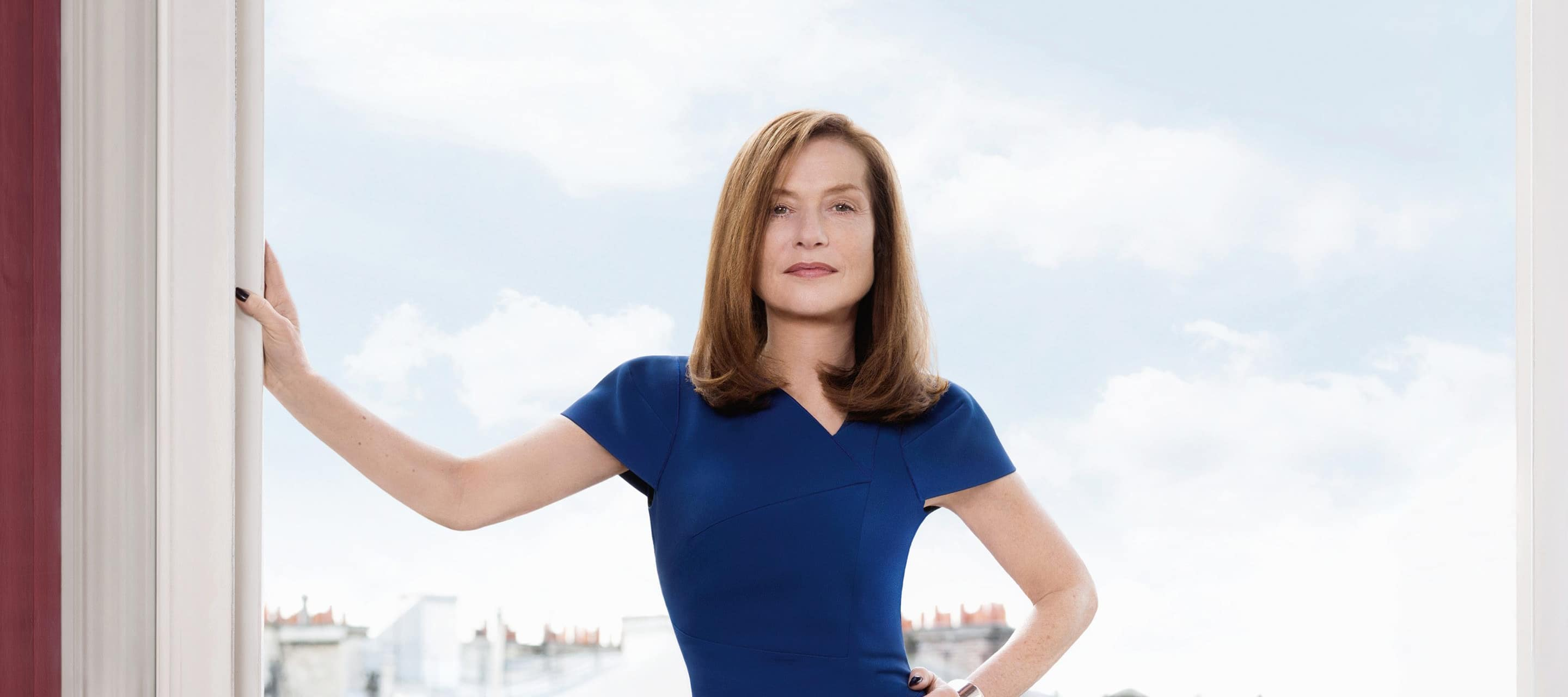 A moment with… Isabelle Huppert