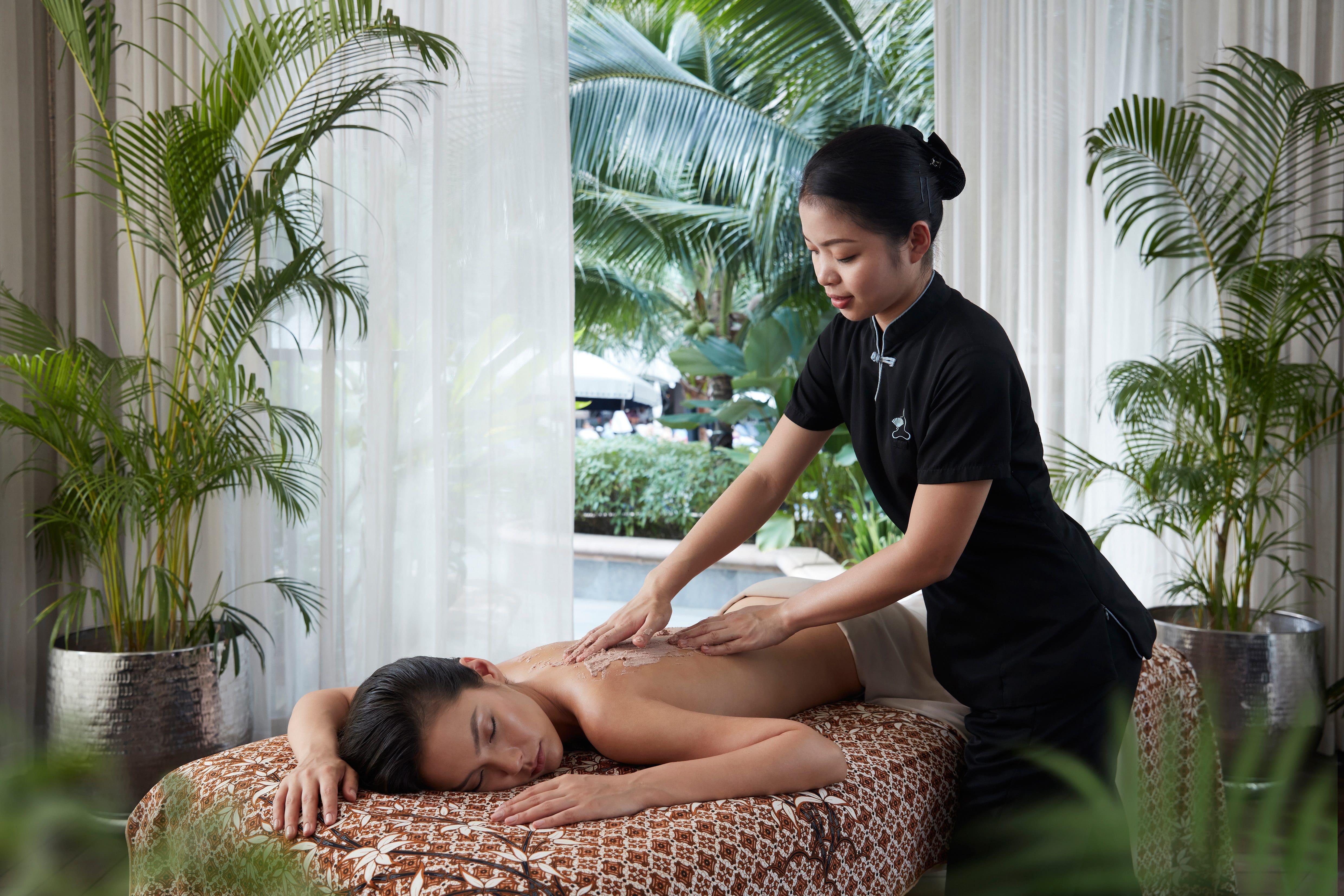 Massage at Mandarin Oriental, Kuala Lumpur