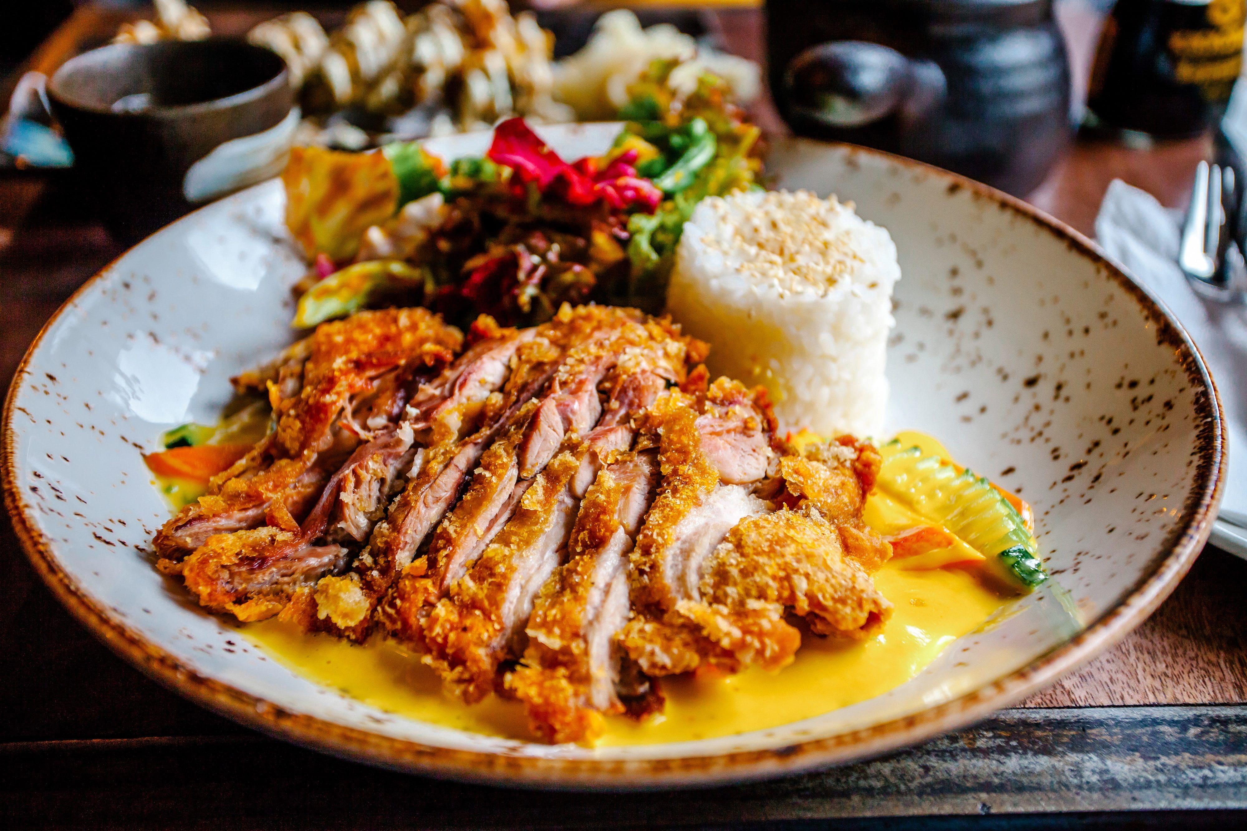 Macanese dish