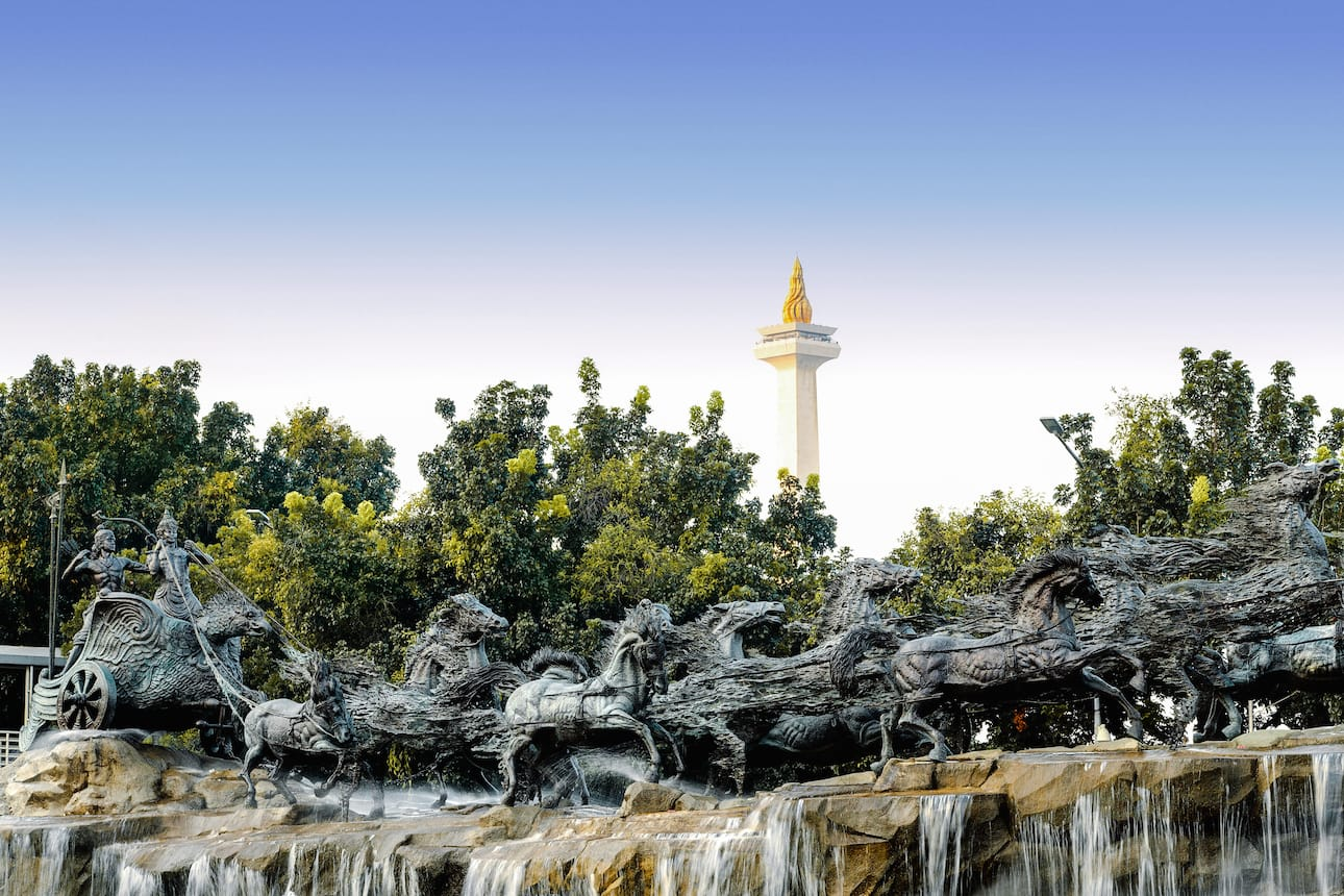 Indonesia's National Monument