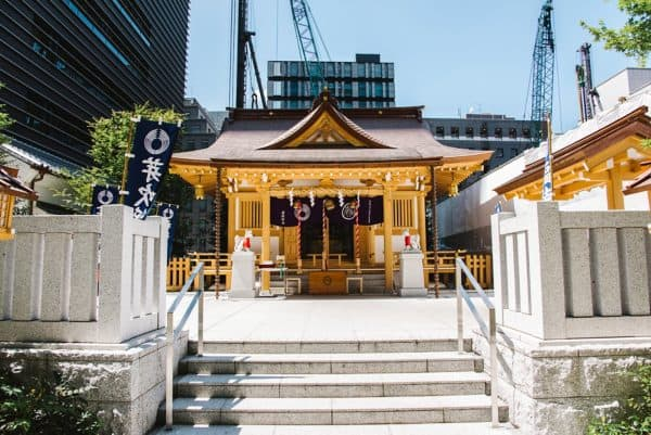 Ten things you need to know about Nihonbashi, Tokyo