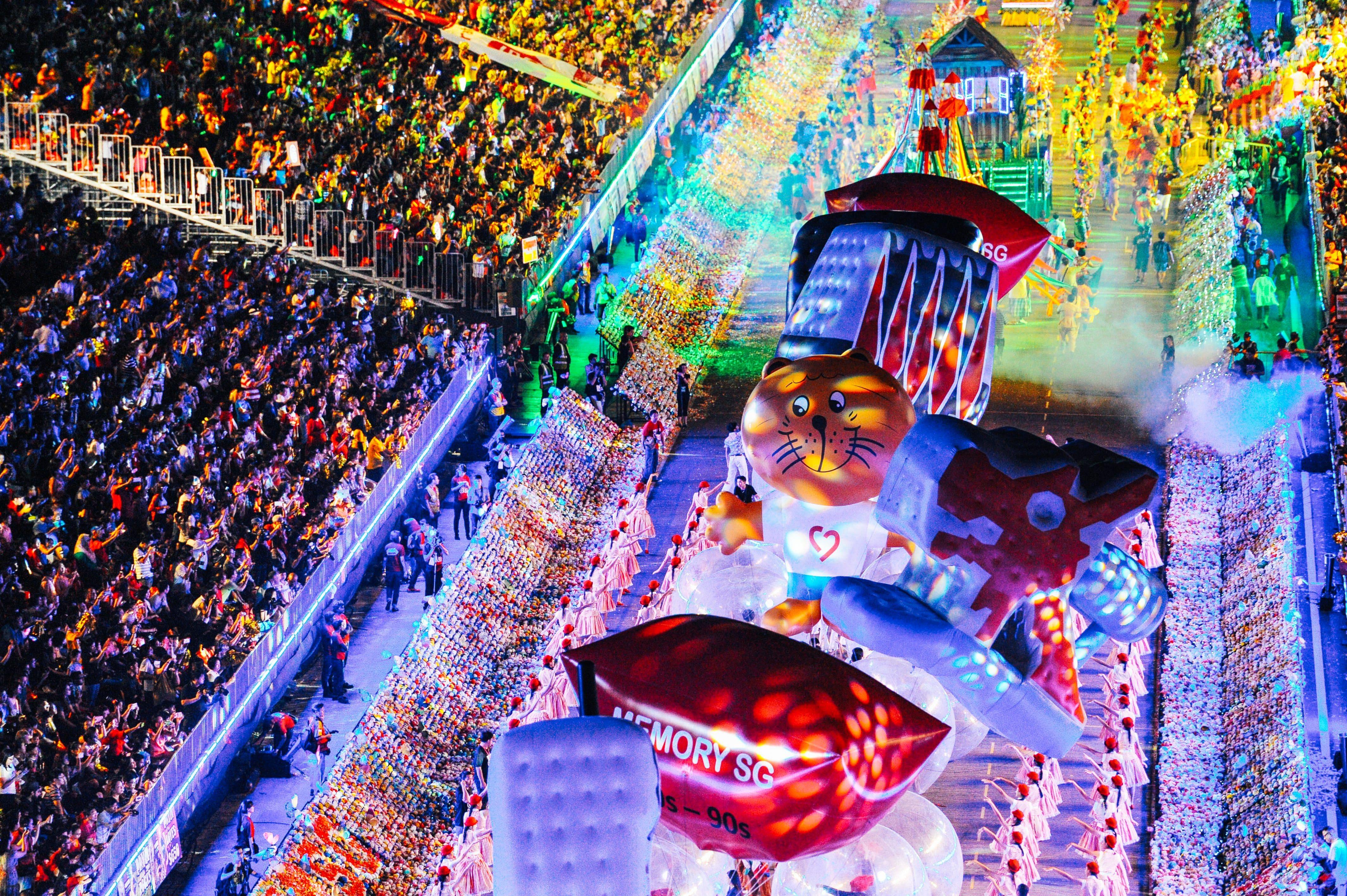 Singapore's Chingay Parade