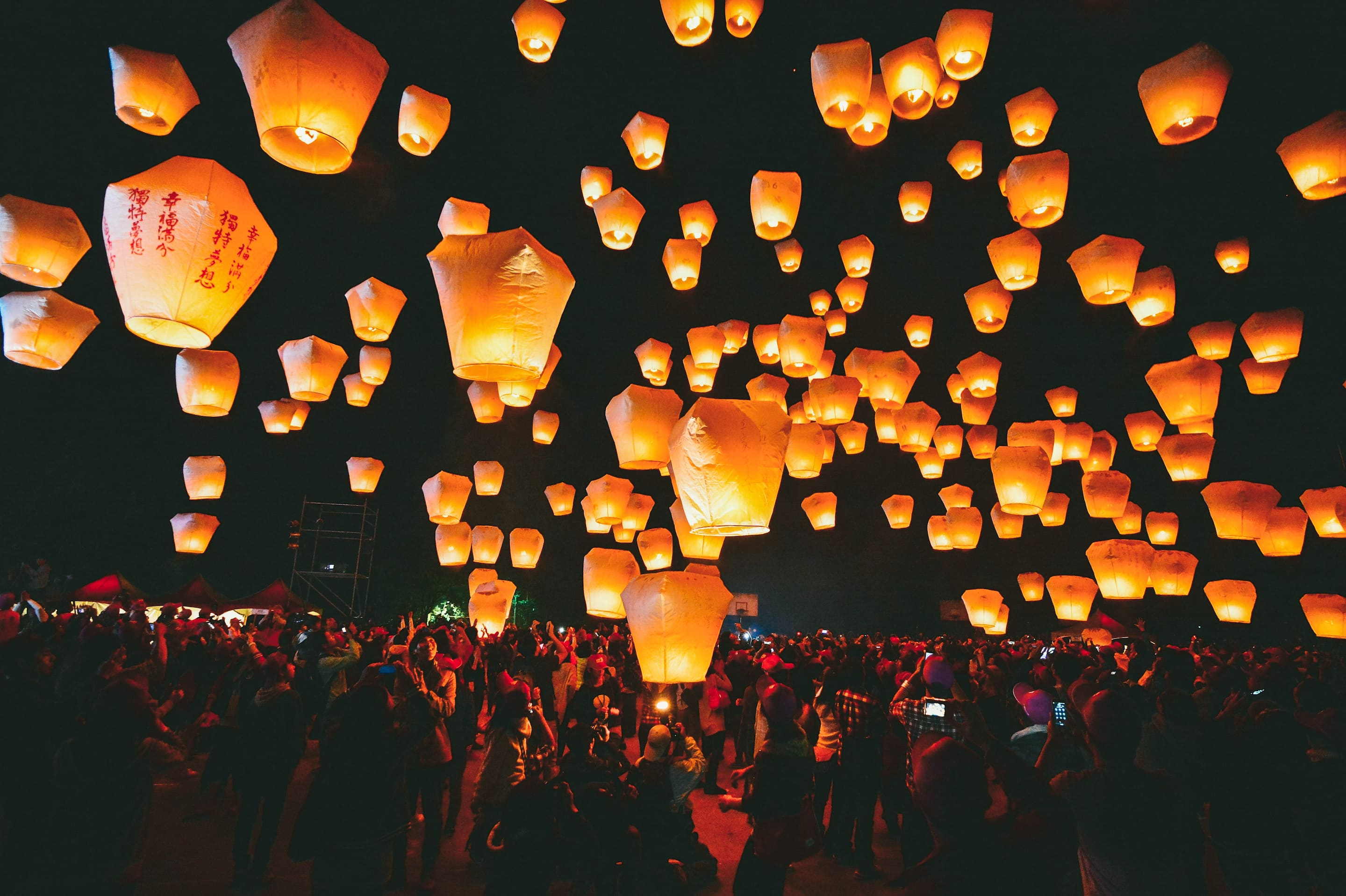 Five Asian festivals worth the trip