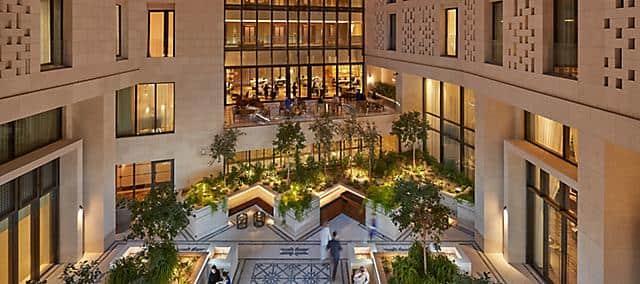 Mandarin Oriental Doha Exterior Building