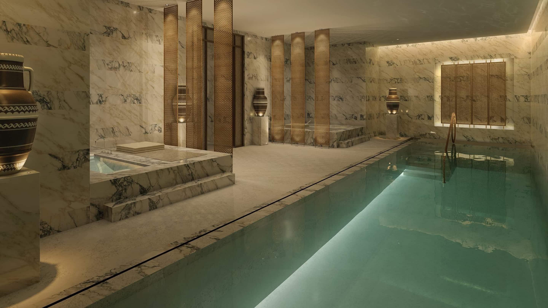 Luxury Wellness Amp Spa Msheireb Mandarin Oriental Doha