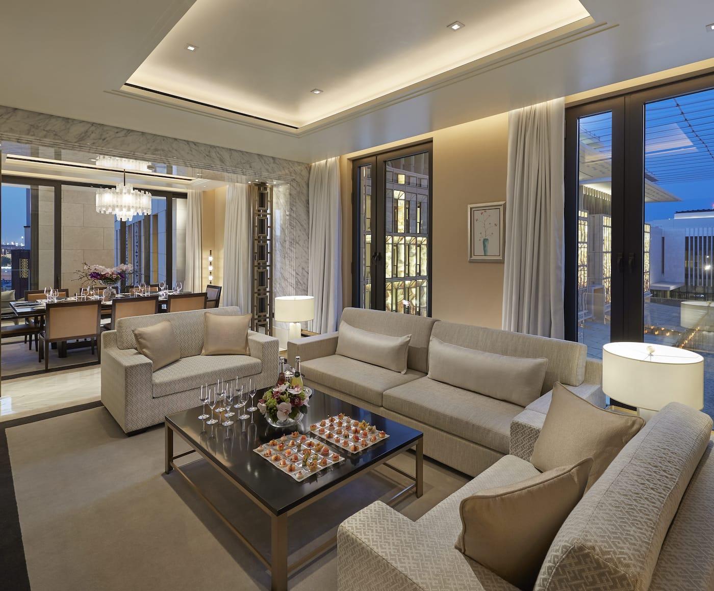Luxury Hotel | Msheireb Downtown Doha | Mandarin Oriental, Doha