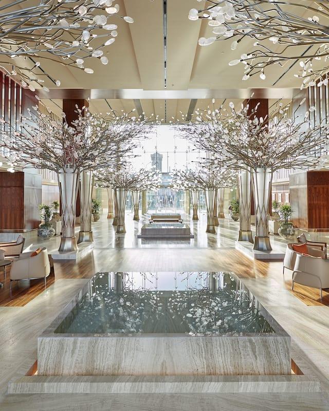 Luxury 5 Star Hotel Jumeirah Beach Mandarin Oriental