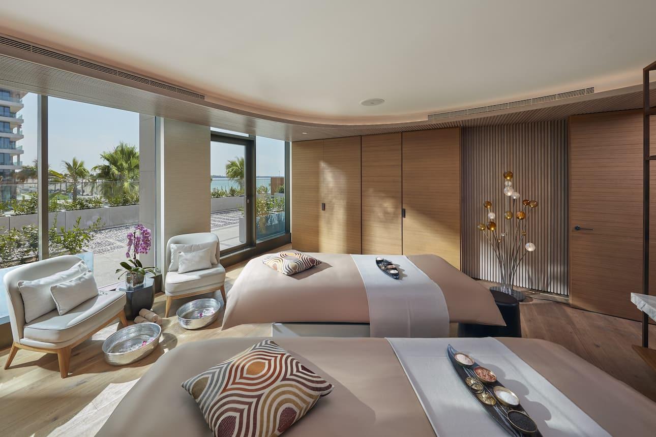 spa suite in dubai