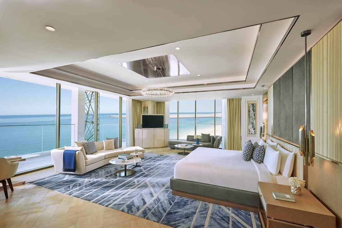 Room at The Madarin Oriental Dubai   Best Hotels in Dubai for Medium Budgets