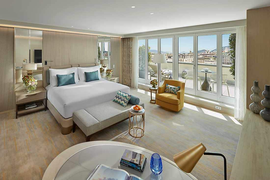 Royal Penthouse bedroom