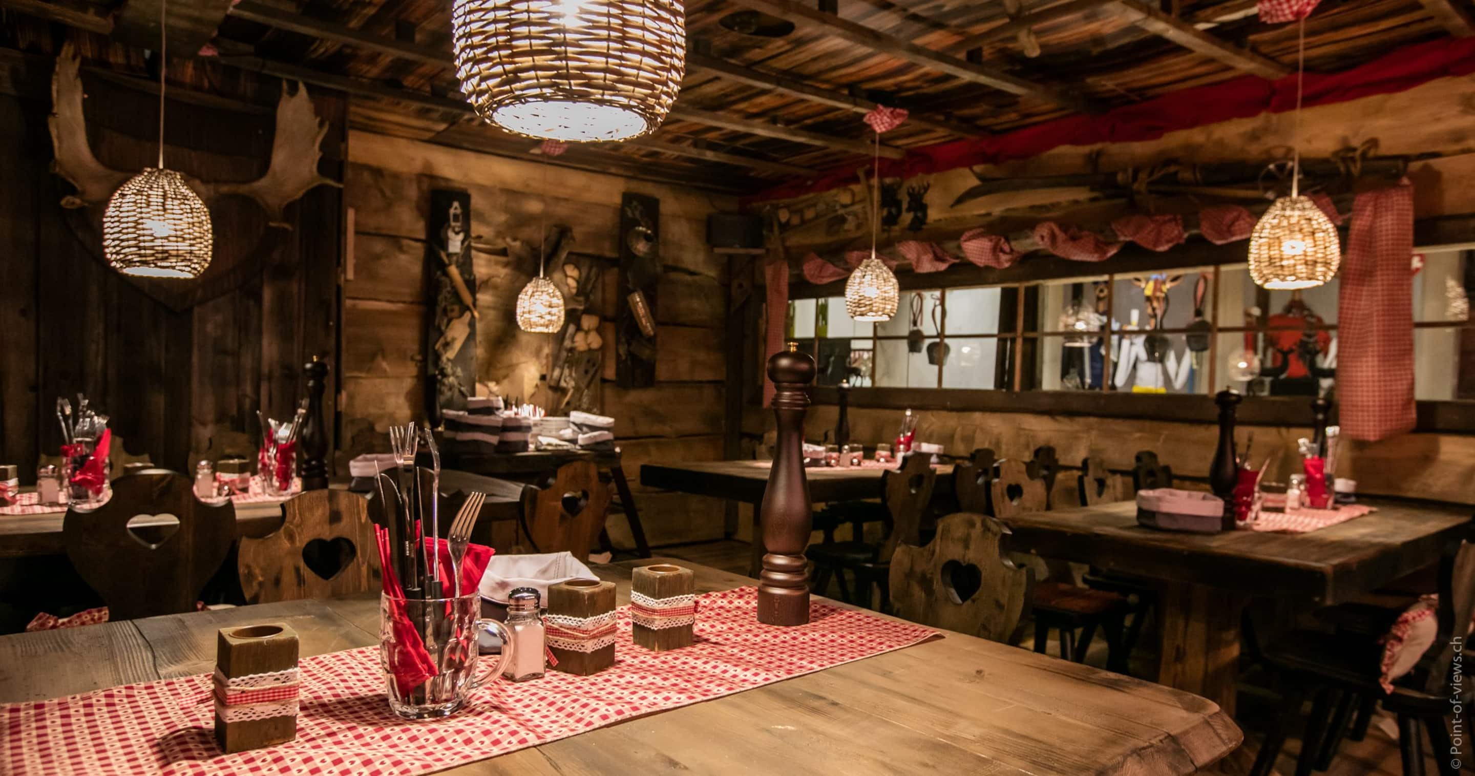 Le Chalet - French Cuisine On The Rhone River | Mandarin Oriental ...