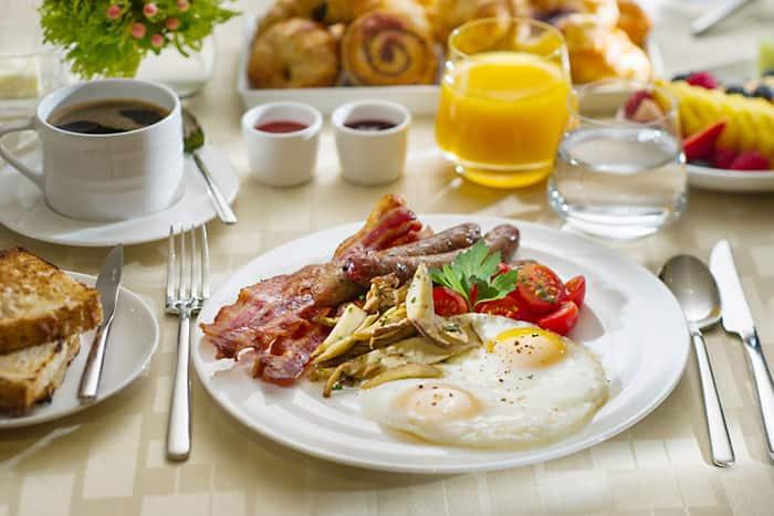 best breakfast in london