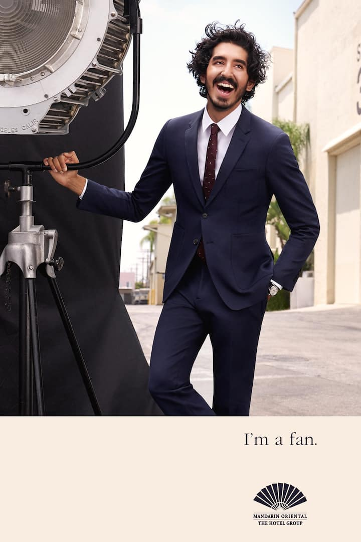 Dev Patel Actor