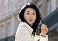 celebrity-fan-maggie-cheung