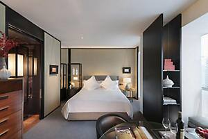 Hotel Accommodation Rooms Mandarin Oriental Guangzhou