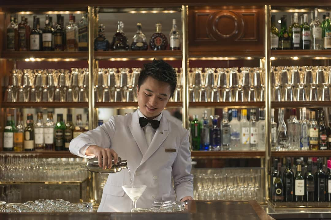 Captain's Bar, Hong Kong