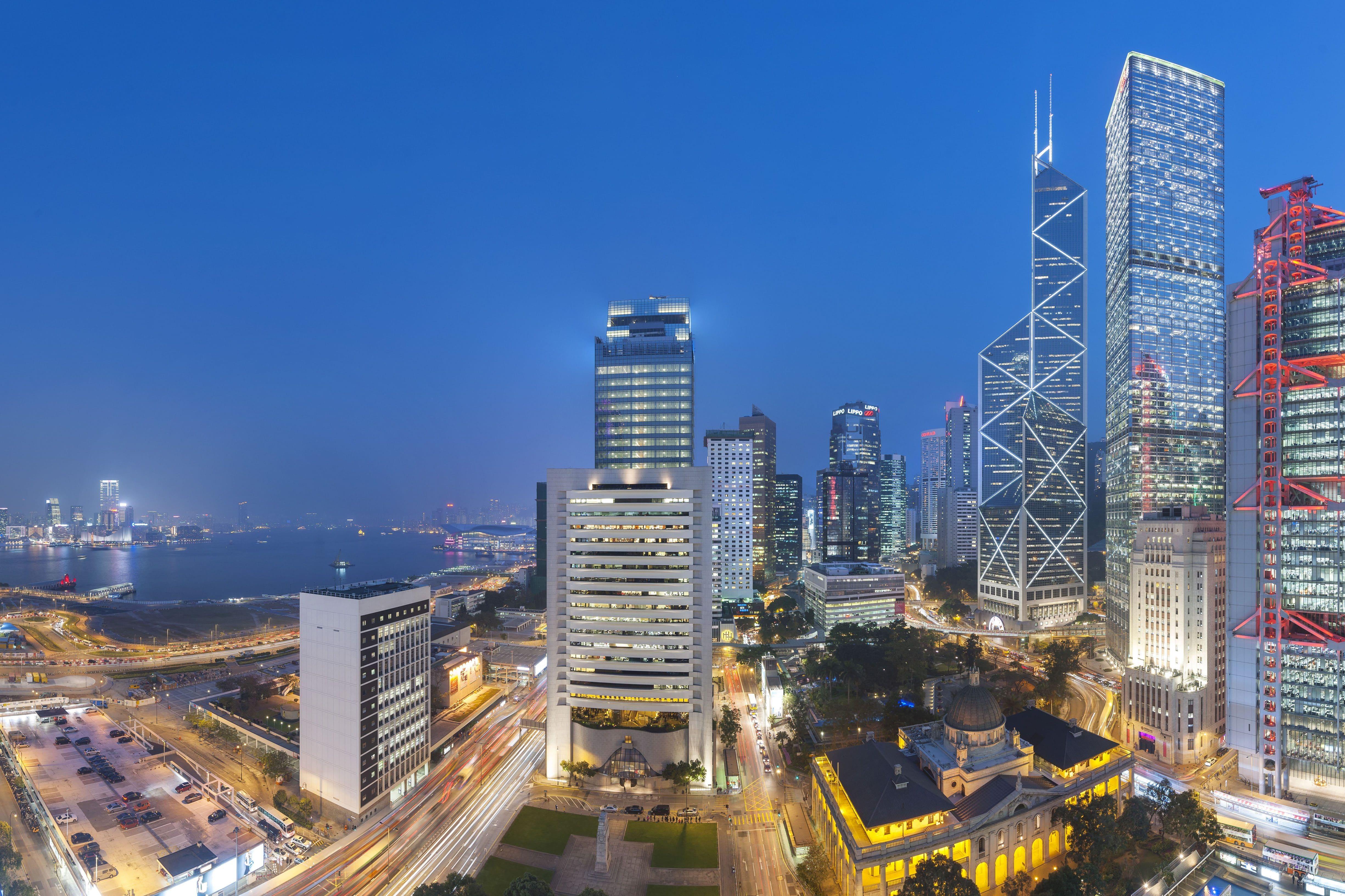 Mandarin Oriental Hong Kong - Mandarin Oriental