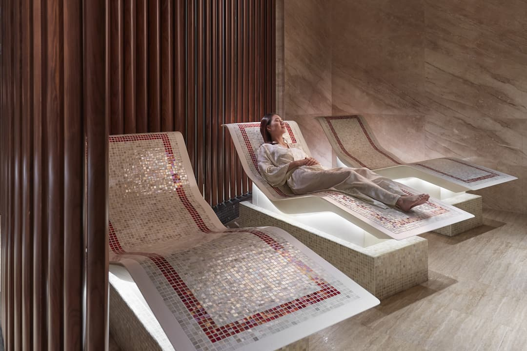 Luxury spas relaxation, Mandarin Oriental, Hong Kong