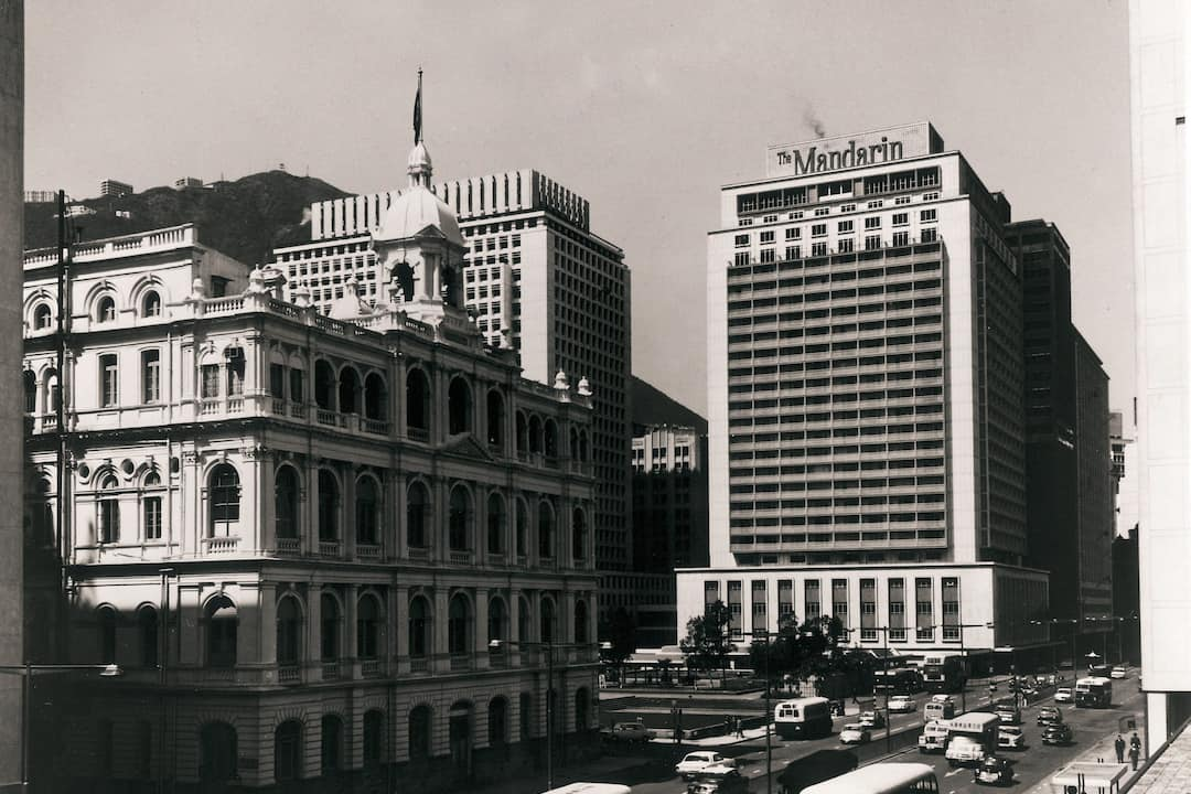 mandarin in 1963