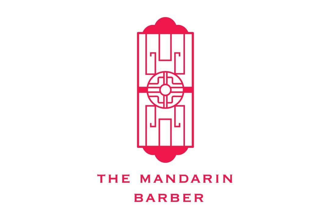 mandarin barber logo