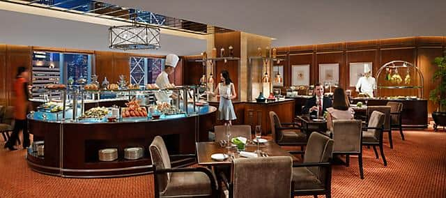 Clipper Lounge, Mandarin Oriental Hotel, Hong Kong