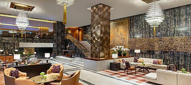 Hong Kong lobby