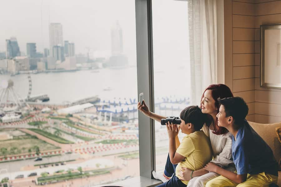Suite Family Affair | Hong Kong - Mandarin Oriental