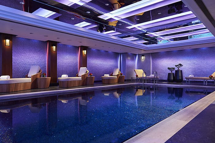 Hong Kong Fitness And Beauty Mandarin Oriental Hotel