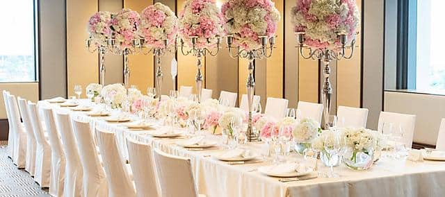 wedding at the chater room at mandarin oriental, hong kong