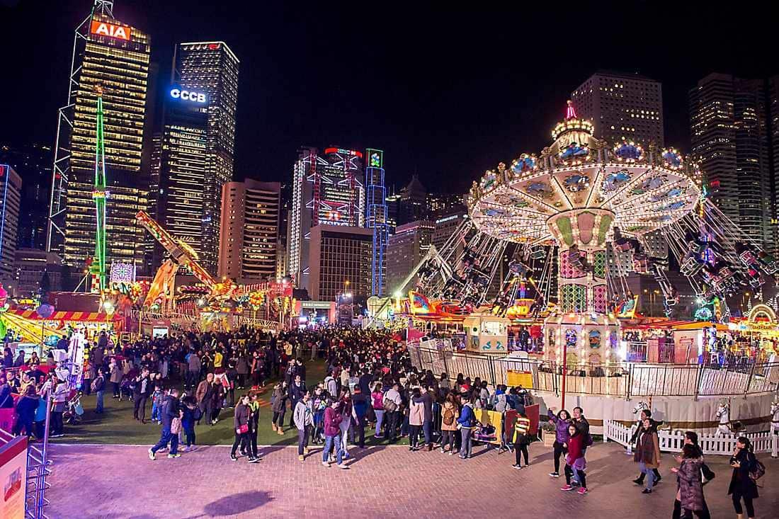 Hong Kong Winter Carnival