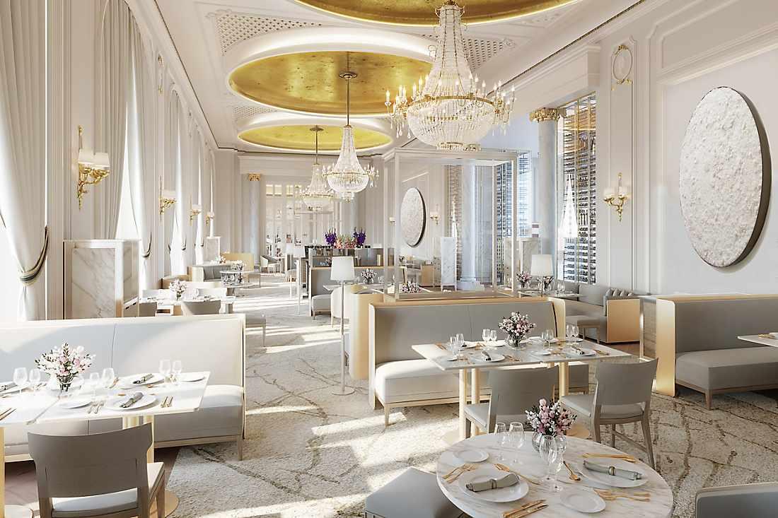 ritz dining