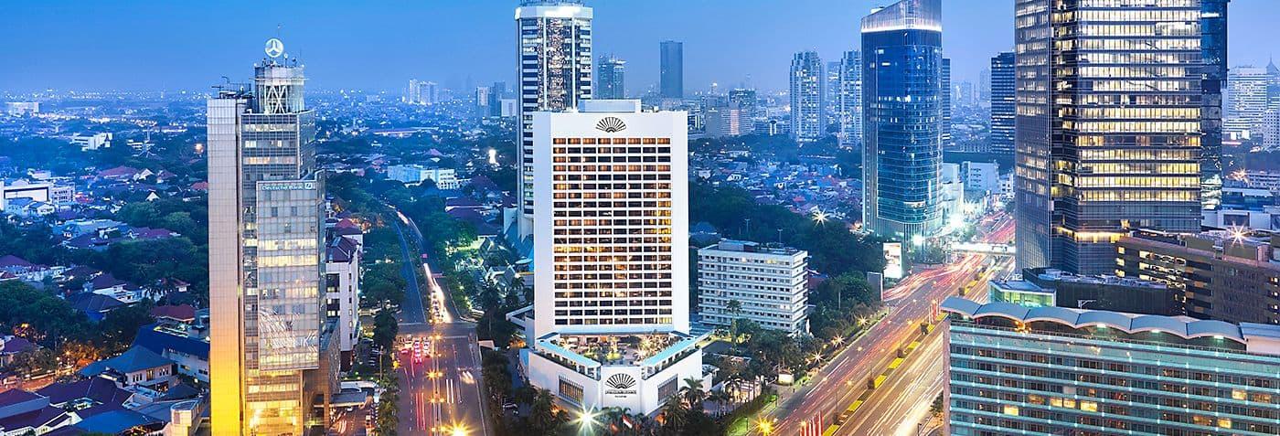 H 244 Tel De Luxe 224 Jakarta Mandarin Oriental Jakarta