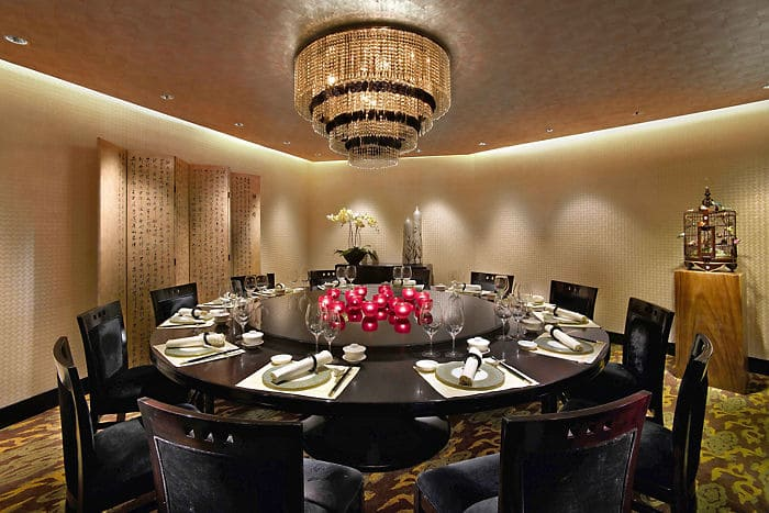 Xin Hwa - Private Dining Room