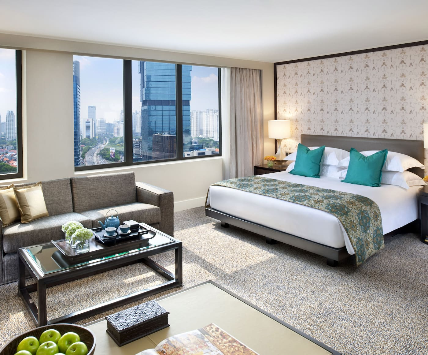 Image: Mandarin Oriental Hotel Jakarta