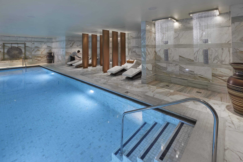 Pool at The Spa at Mandarin Oriental, Doha
