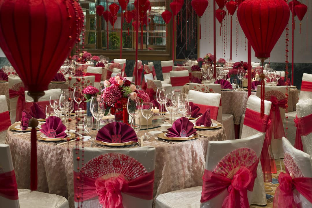 Luxury Wedding Reception Venue Petrona Towers Hotel Mandarin