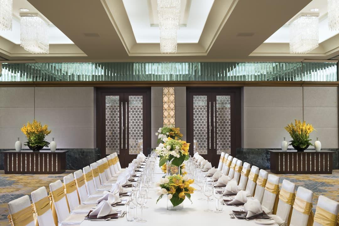 meeting room at mandarin oriental, kuala lumpur