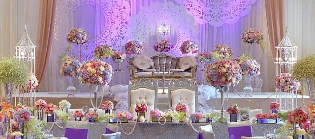 Luxury Wedding Reception Venue Petrona Towers Hotel Mandarin