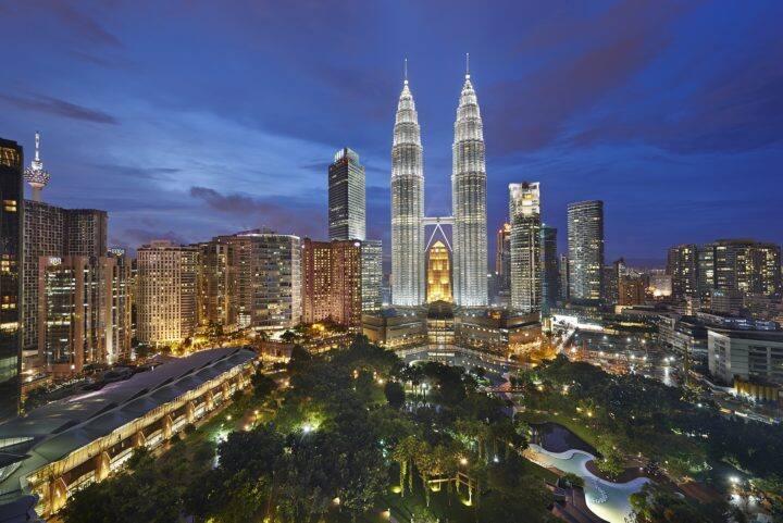 Luxury Hotels Kuala Lumpur Mandarin Oriental Kuala Lumpur