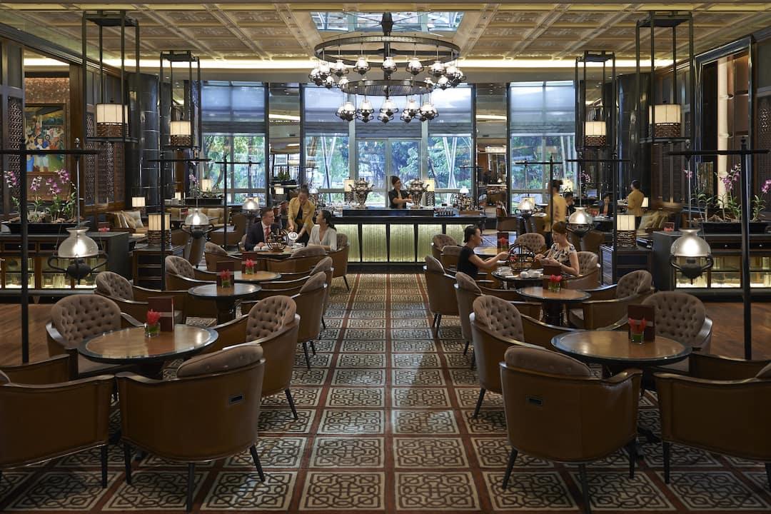Kuala Lumpur Lounge On The Park Mandarin Oriental Kuala