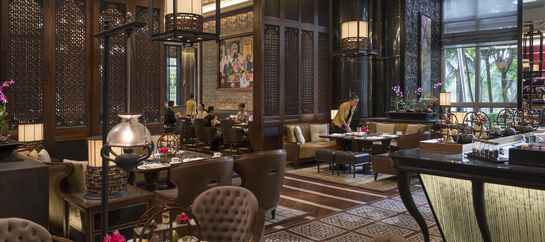 Kuala Lumpur Lounge On The Park Mandarin Oriental Kuala Lumpur