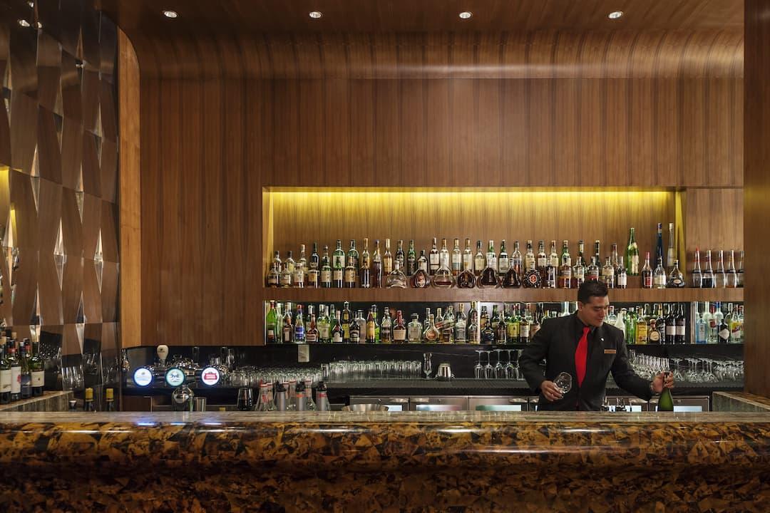 bar area in mo bar at mandarin oriental, kuala lumpur