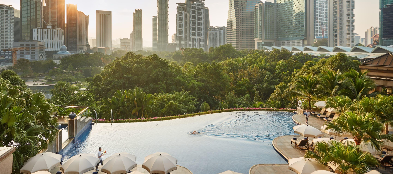 Luxury 5 Star Hotel Petronas Towers Mandarin Oriental