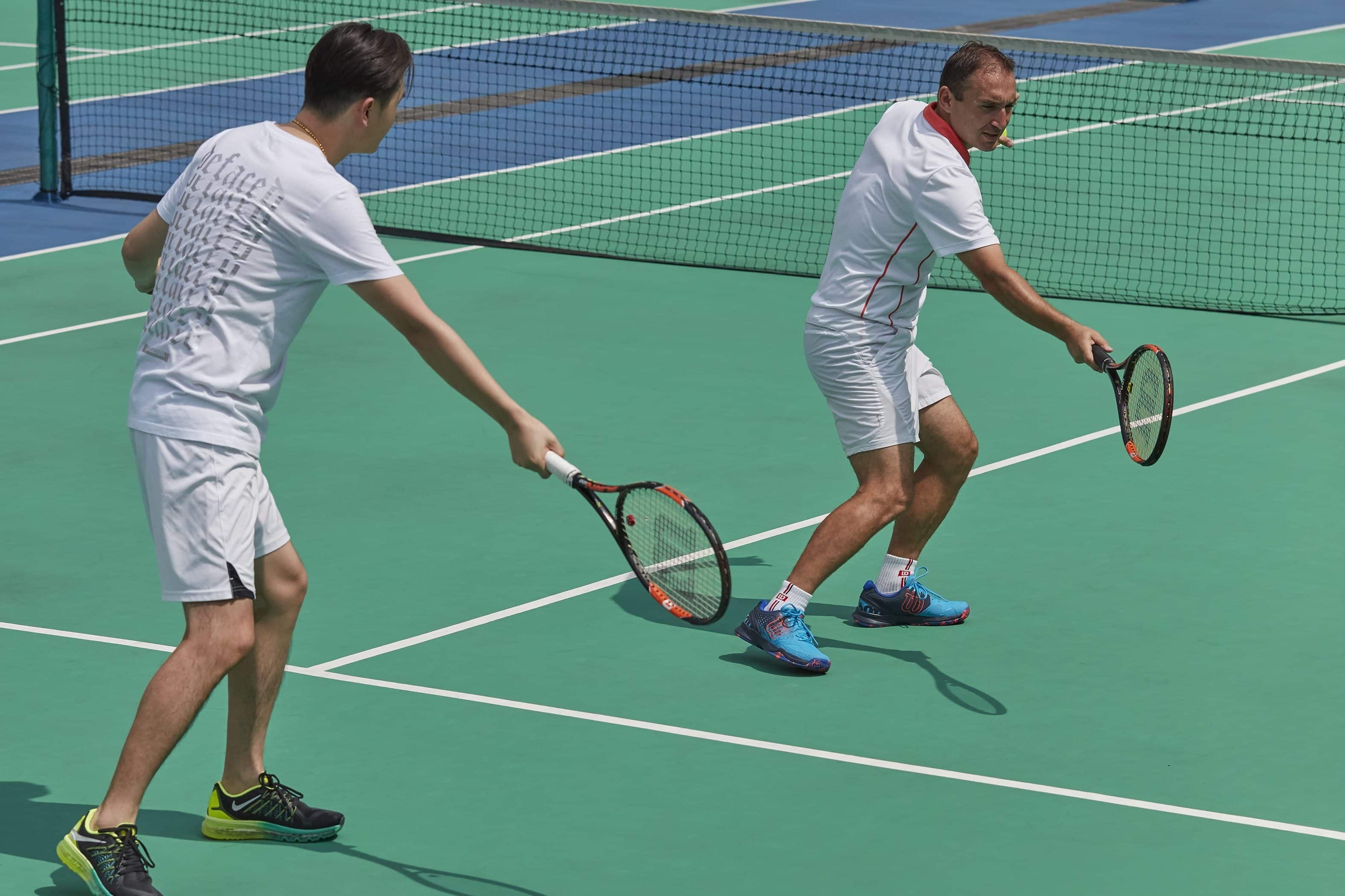 World-class tennis services