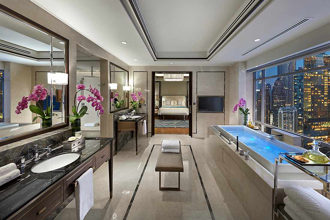 Luxury Accommodations Near Petrona Towers Mandarin