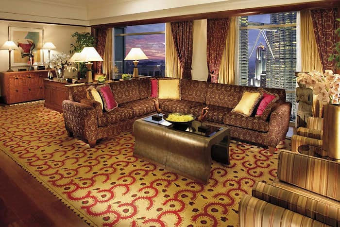 Club Suite Living Room