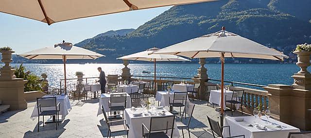 Best Restaurants Bars Mandarin Oriental Lago Di Como