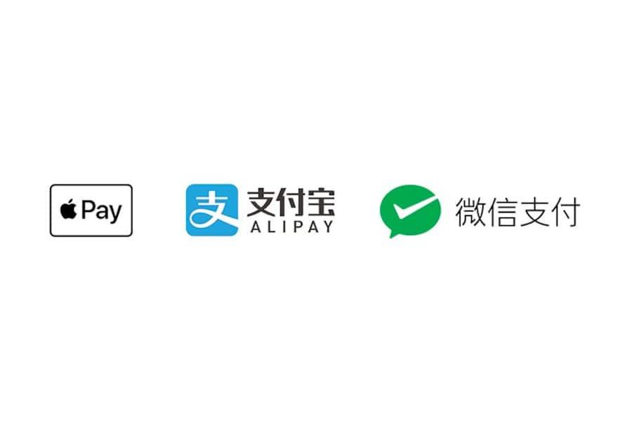 The Landmark Mandarin Oriental, Hong Kong Accepts Apple