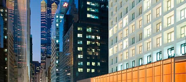 exterior view of the landmark mandarin oriental, hong kong